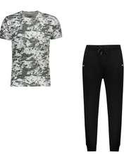 ست تی شرت و شلوار مردانه کد 111213-2 -  - 2
