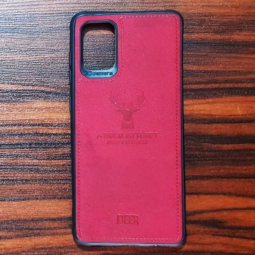 کاور مدل na10019 مناسب برای گوشی موبایل سامسونگ Galaxy A31 thumb