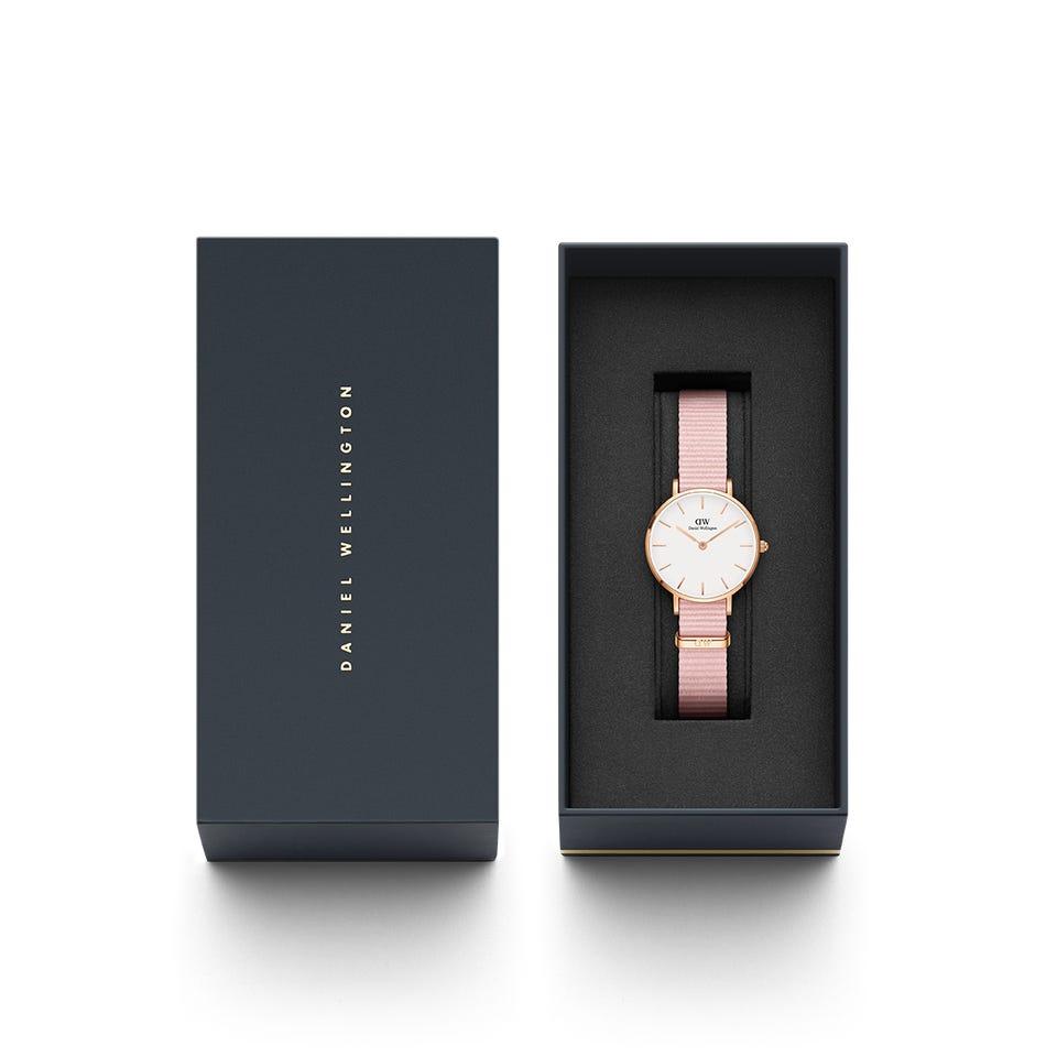 خرید و قیمت                      ساعت مچی  زنانه دنیل ولینگتون کد 004