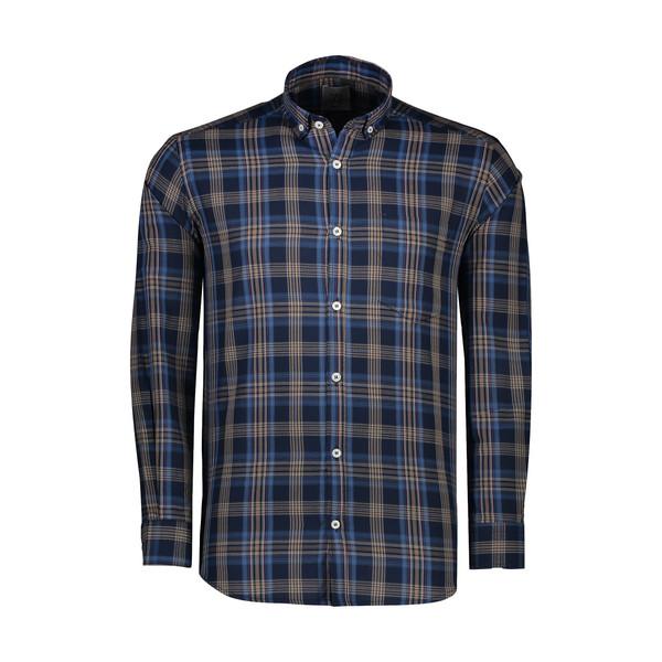 پیراهن آستین بلند مردانه زی مدل 1531378MC