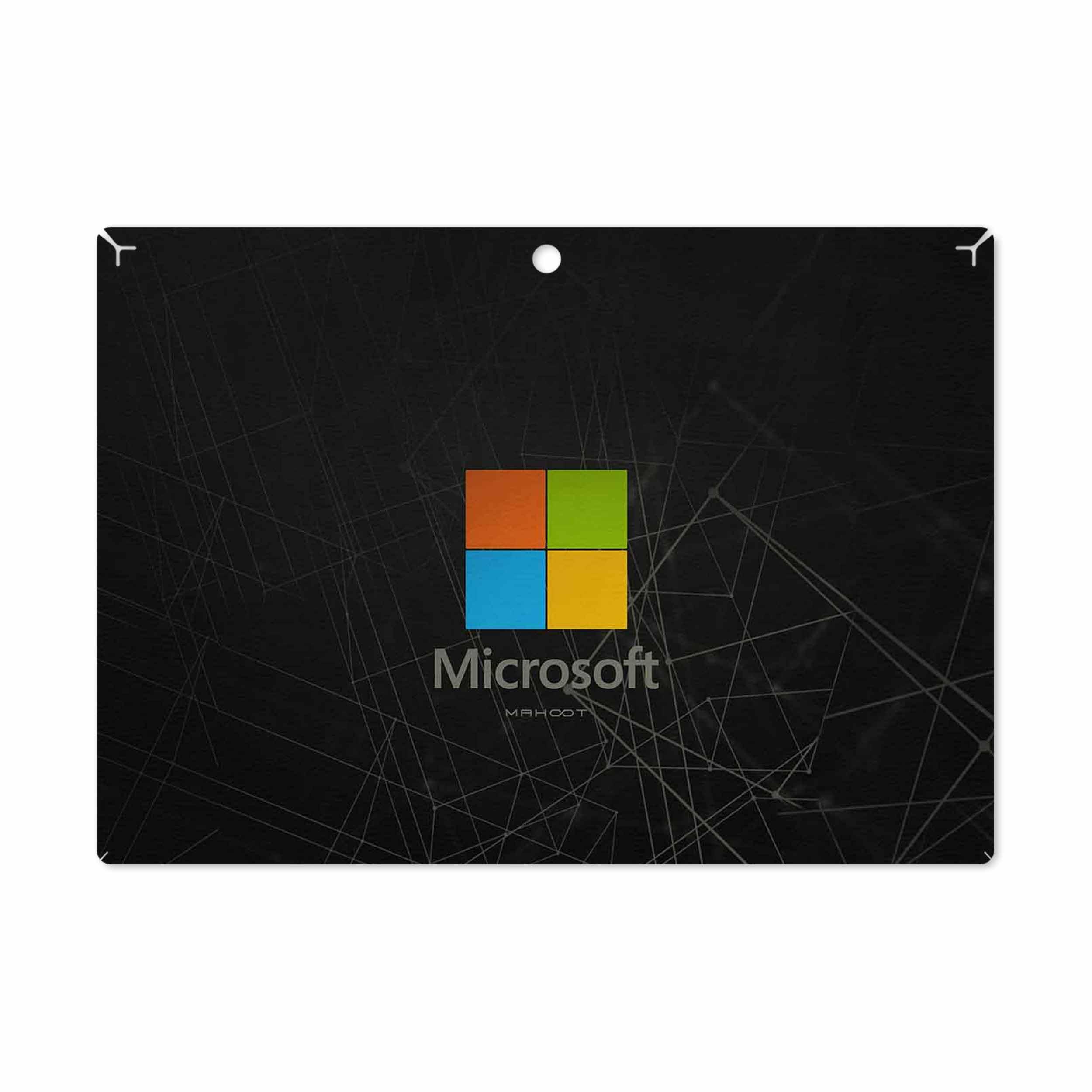 بررسی و خرید [با تخفیف]                                     برچسب پوششی ماهوت مدل Microsoft-Logo مناسب برای تبلت لنوو Miix 320 2017                             اورجینال