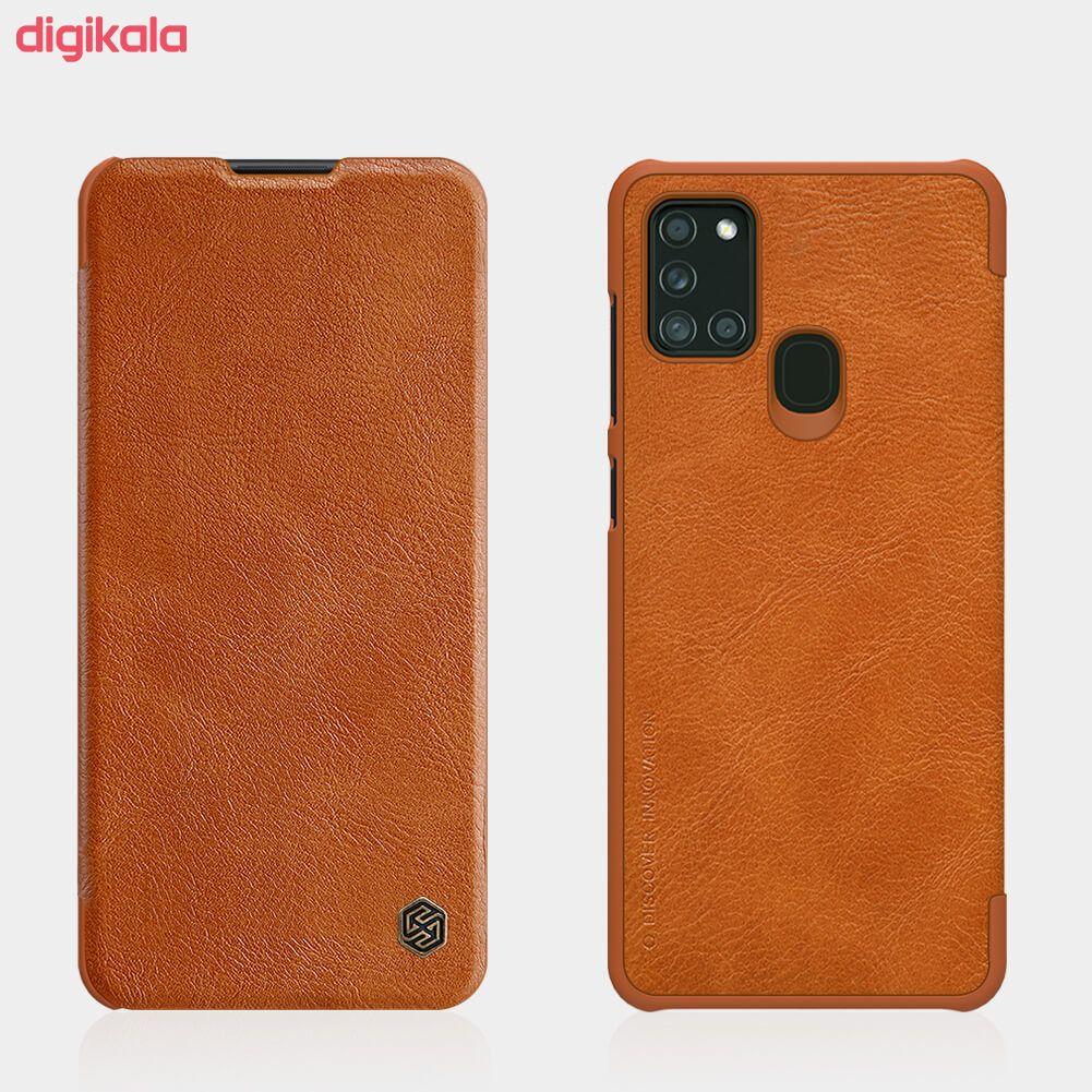 کیف کلاسوری نیلکین مدل QIN مناسب برای گوشی موبایل سامسونگ Galaxy A21s main 1 18