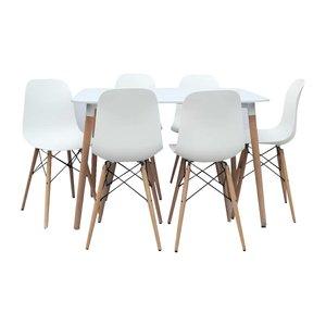 میز و صندلی ناهار خوری مدل m908