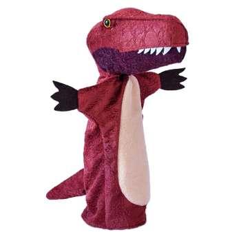 عروسک نمایشی شادی رویان مدل تیرکس