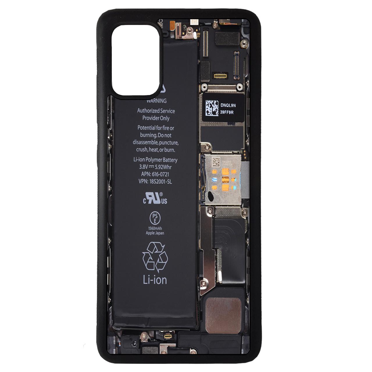 کاور کد 110646 مناسب برای گوشی موبایل سامسونگ galaxy a31