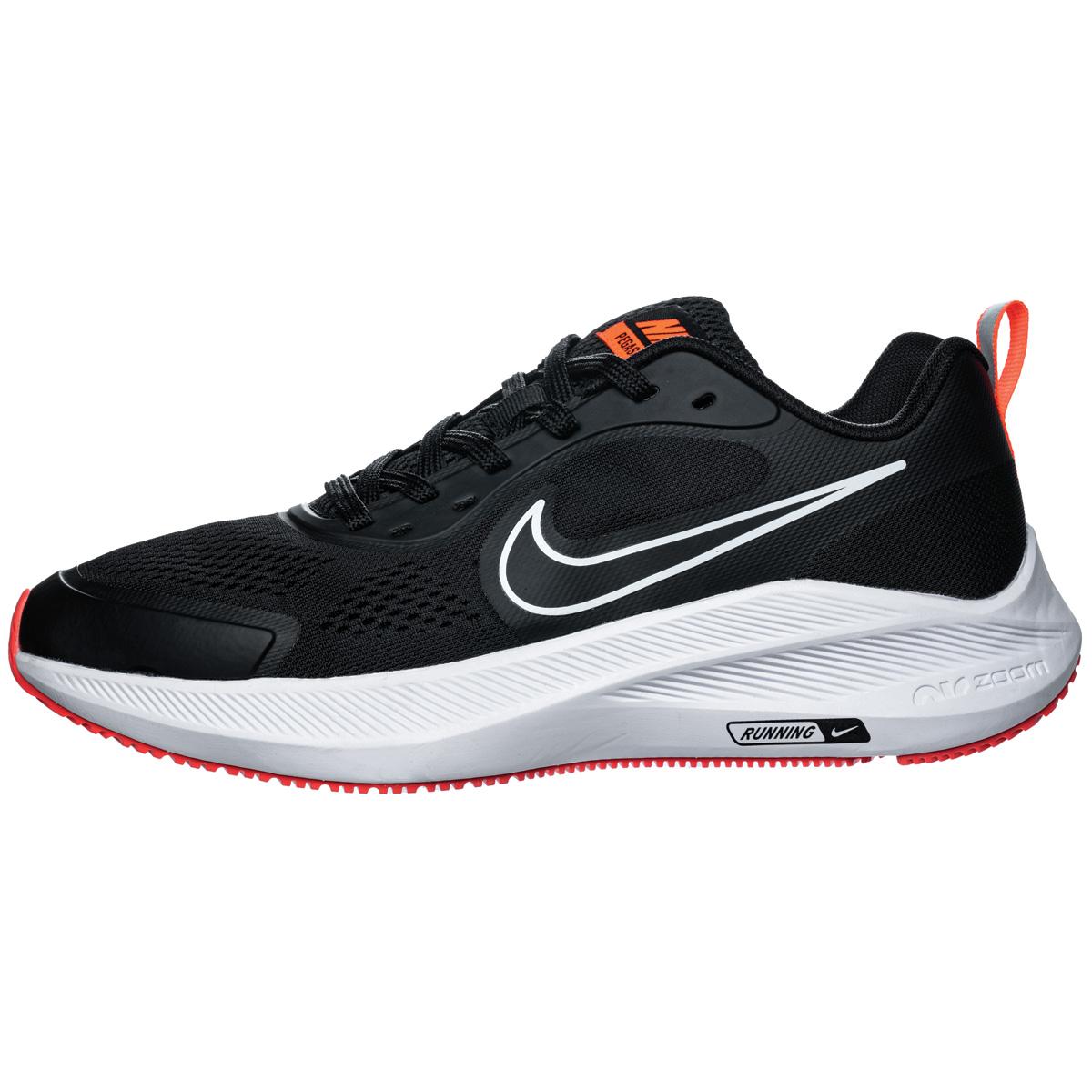 کفش مخصوص دویدن مردانه نایکی مدل PEGASUS V10 SPEED BLKRD-10000370