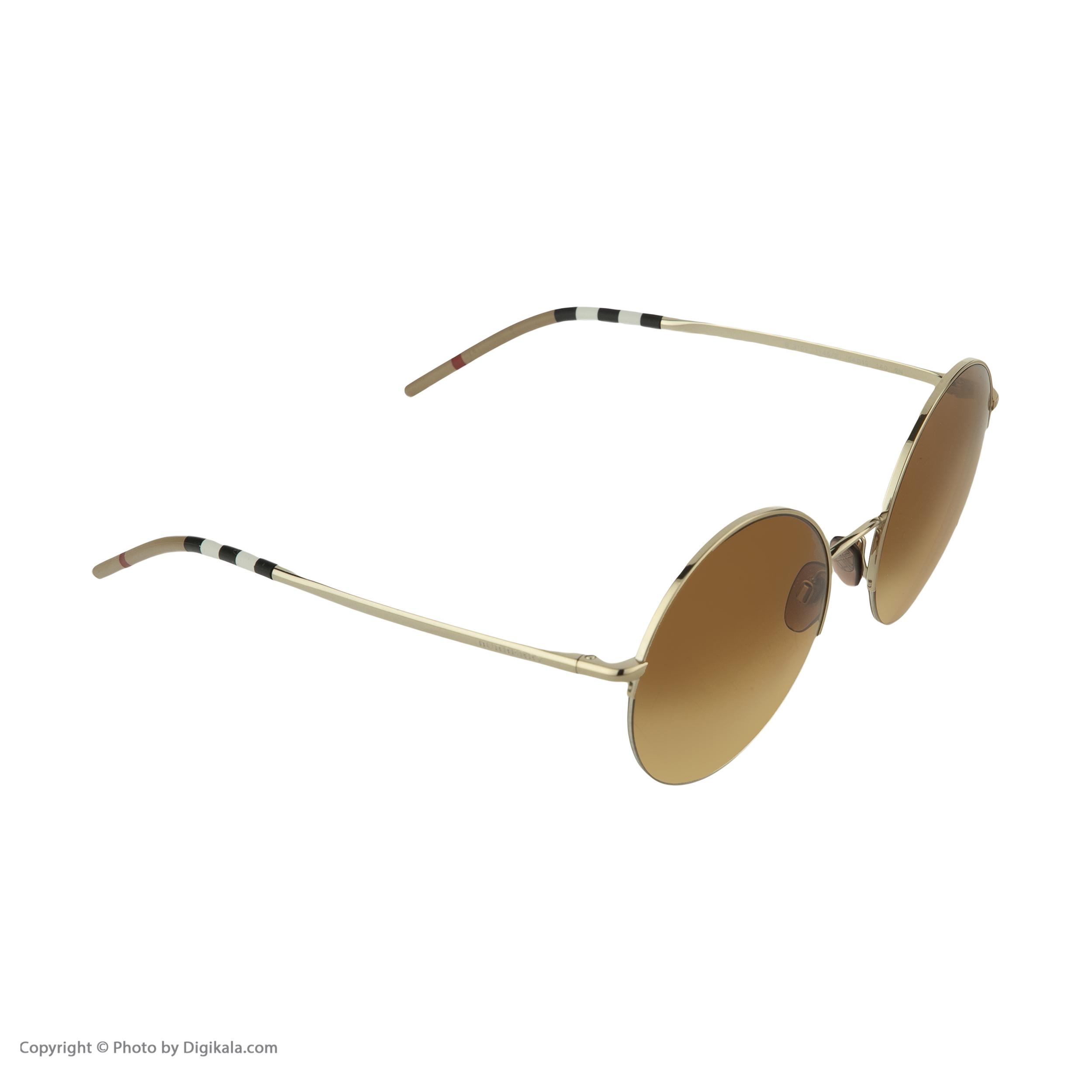 عینک آفتابی زنانه بربری مدل BE 3101S 11452L 54 -  - 4