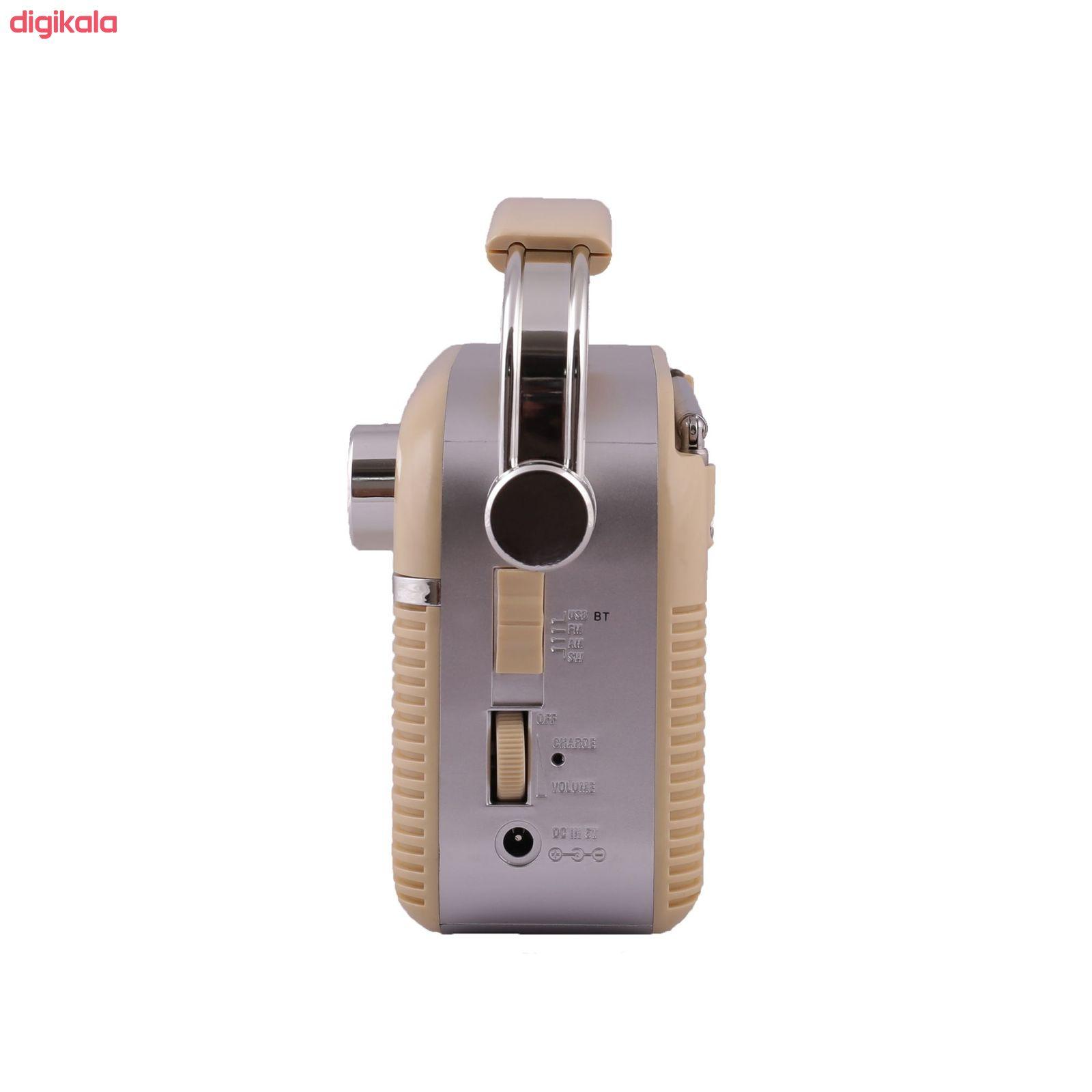 رادیو آدزست مدل P5000 main 1 3