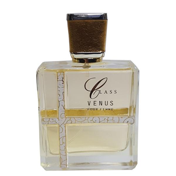 ادو پرفیوم زنانه کلس مدل ونوس VENUS NEW حجم 100 میلی لیتر