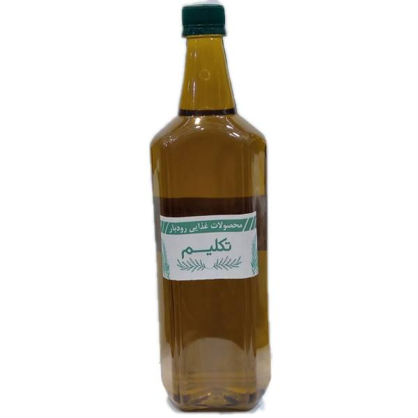 روغن زیتون تکلیم - 1 لیتر