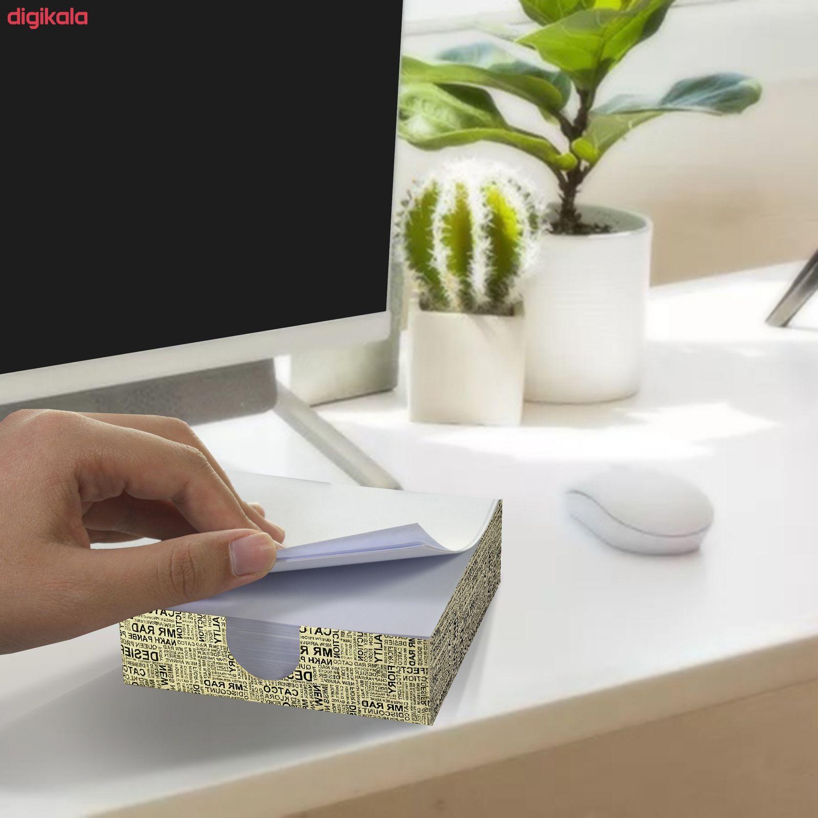 کاغذ یادداشت مستر راد مدل پریاکد W-1035بسته 200 عددی main 1 10