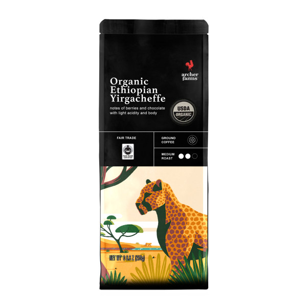 پودر قهوه اتیوپی یرگاچف آرچر فارمز- ۲۵۰ گرم