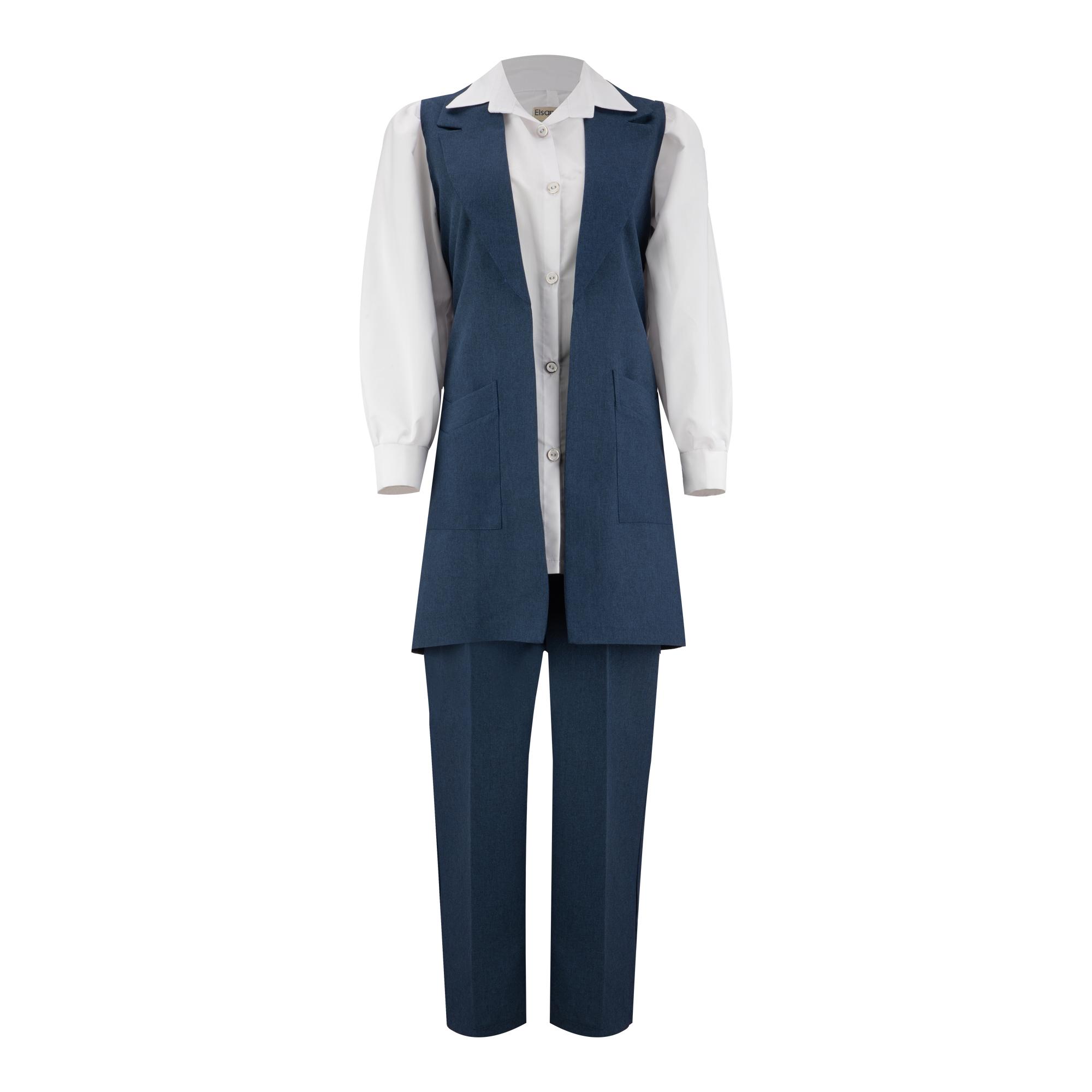 ست 3 تکه لباس زنانه السانا مدل ویستا کد 83605