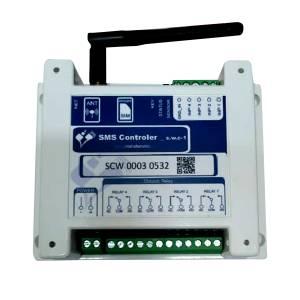 مرکز کنترل پیامکی هوشمند مدل mahatronic s.w.c-1