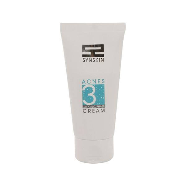 کرم ضد جوش مدل ساین اسکین acnes3 حجم 50 میلی لیتر