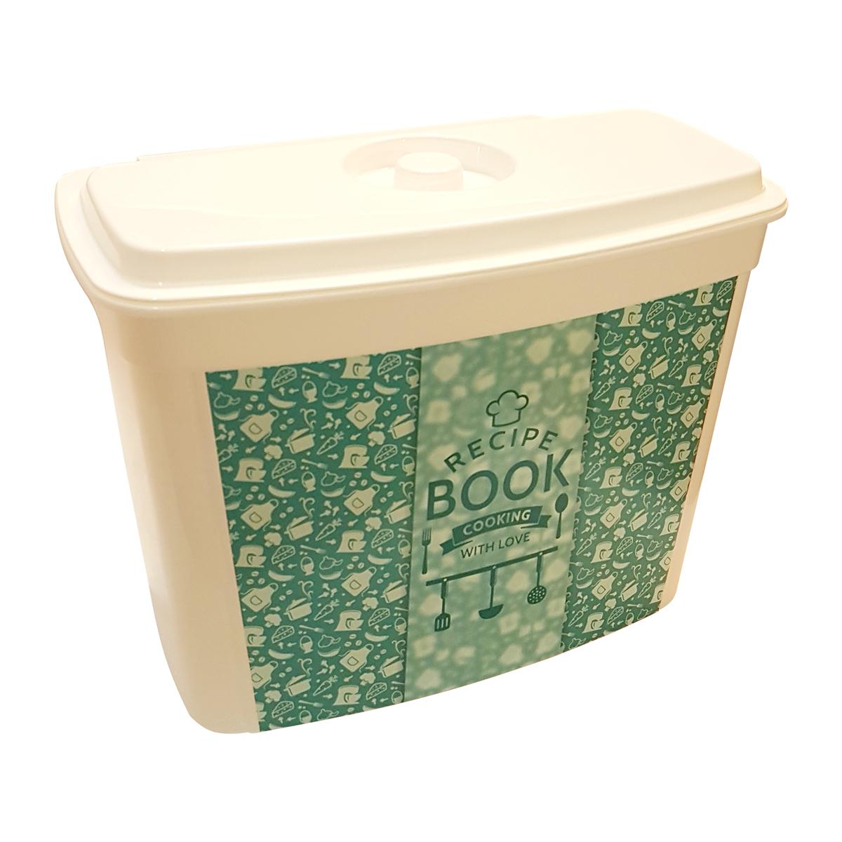سطل زباله کابینتی هوبی لایف مدل بوک