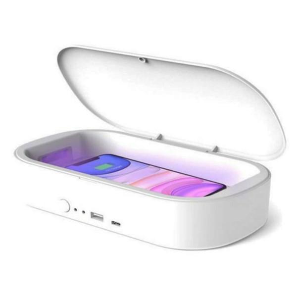 دستگاه ضد عفونی کننده گوشی موبایل ارلدام مدل OD-KFX001