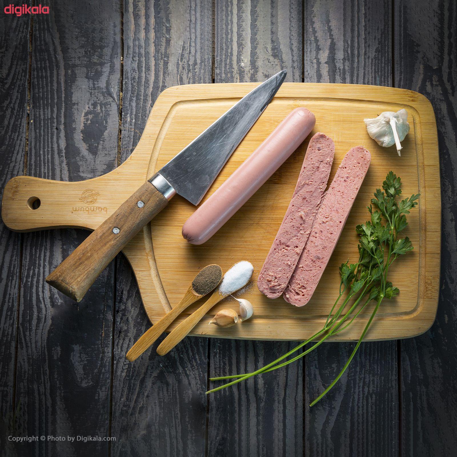 هات داگ رویال 90 درصد گوشت قرمز آندره - 400 گرم main 1 4