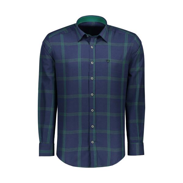 پیراهن مردانه ال سی من مدل 02191014-384