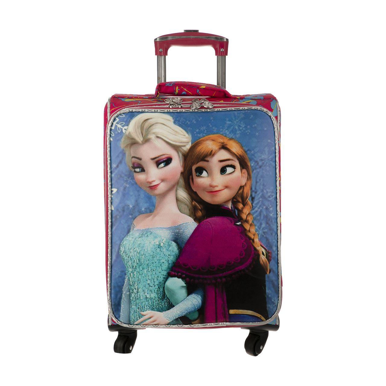چمدان کودک مدل السا آنا 101