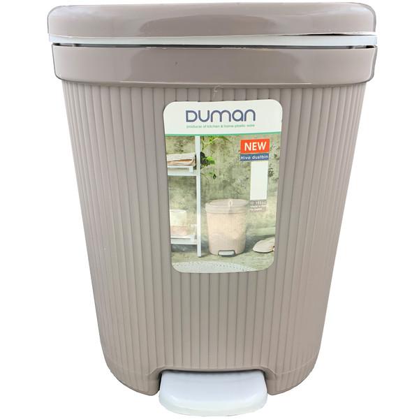سطل زباله پدالی دومان کد SHR-183