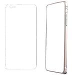 بامپر مدل LF156 مناسب برای گوشی موبایل اپل iPhone 6/6S به همراه محافظ پشت گوشی thumb