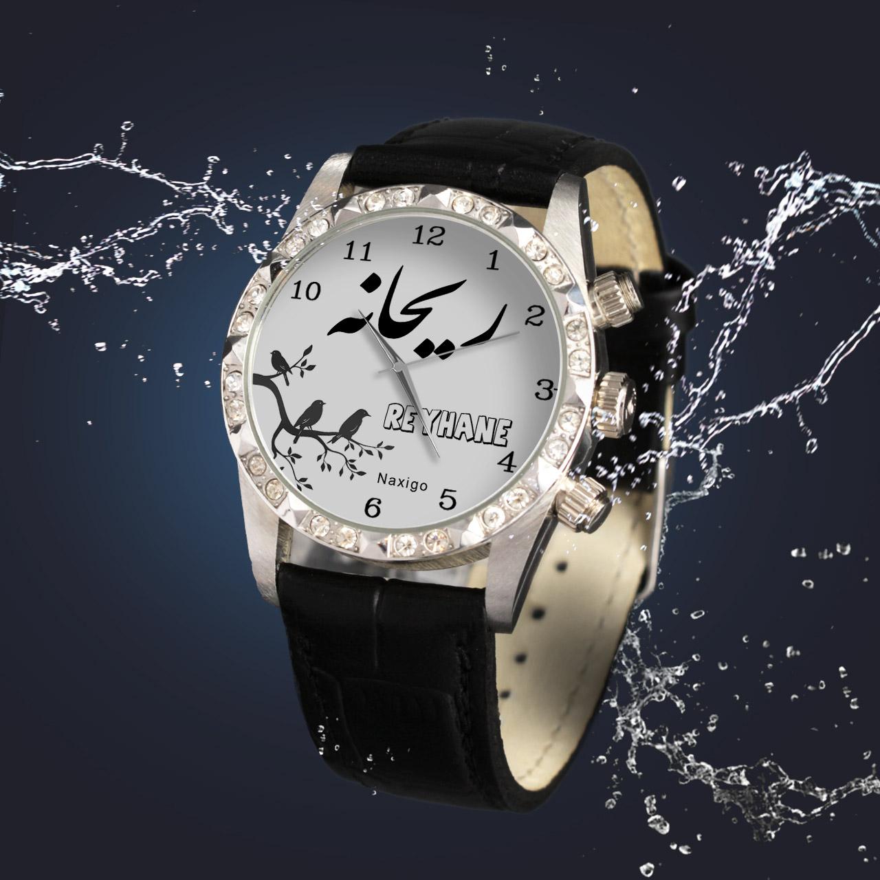 خرید و قیمت                      ساعت مچی  زنانه ناکسیگو طرح ریحانه کد LS3772