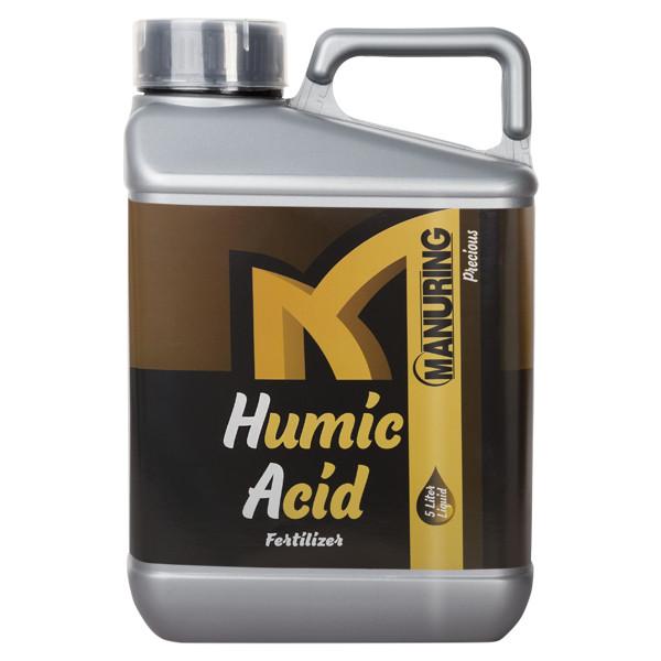کود مایع هیومیک اسید سارکو مدل منورینگ حجم 5 لیتر