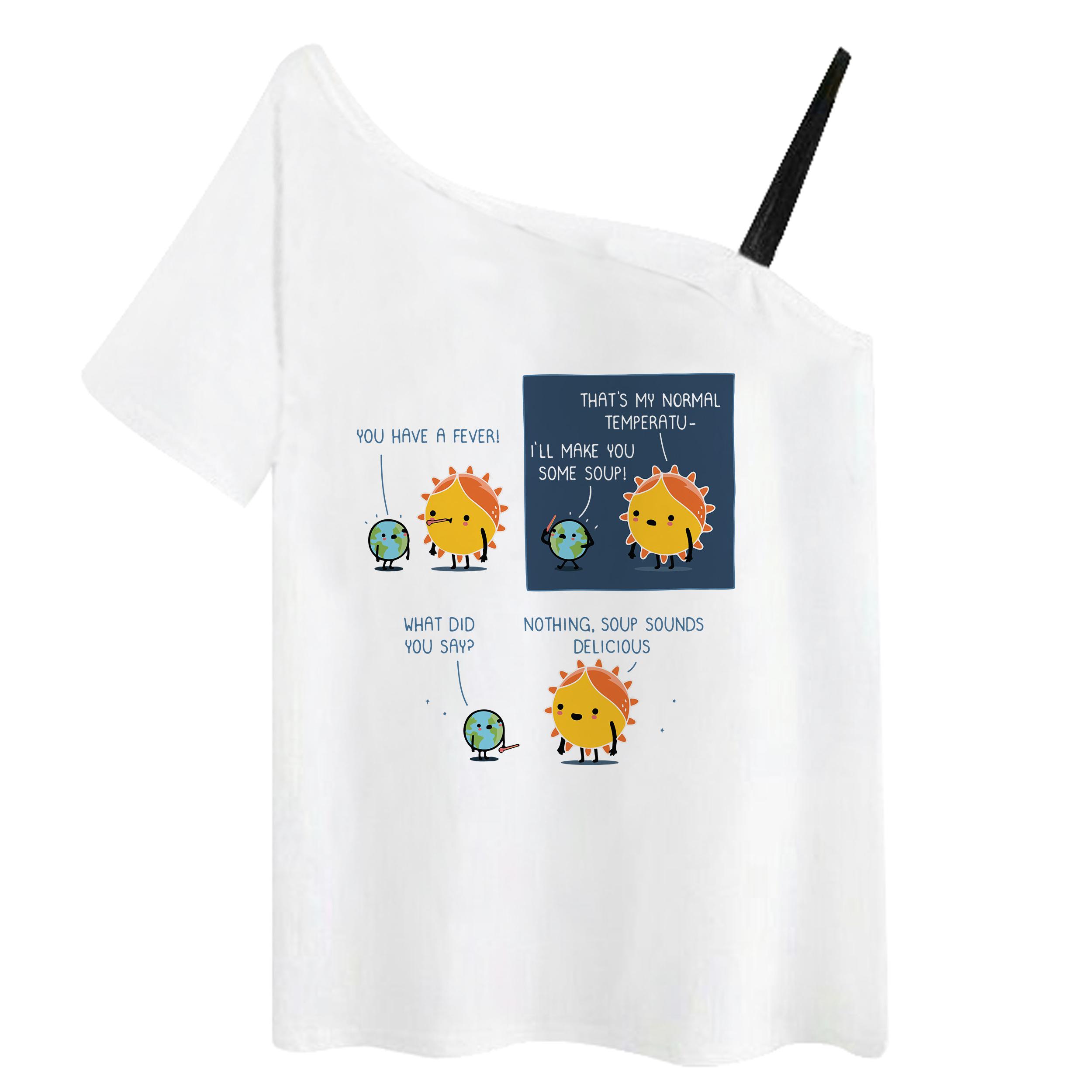 تی شرت زنانه مدل  R0003-000207