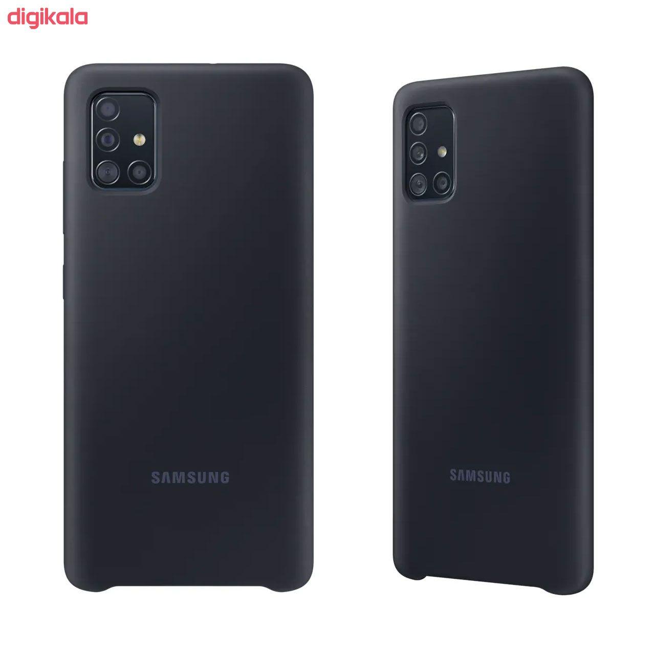 کاور مدل SLCN مناسب برای گوشی موبایل سامسونگ Galaxy A51 main 1 6