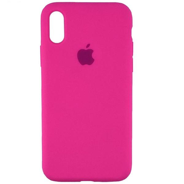 کاور مدل silc مناسب برای گوشی موبایل اپل iphone x/xs