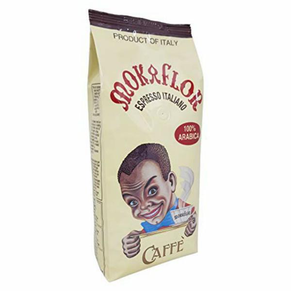 دانه قهوه اسپرسوایتالیانو موکافلور - ۱ کیلوگرم
