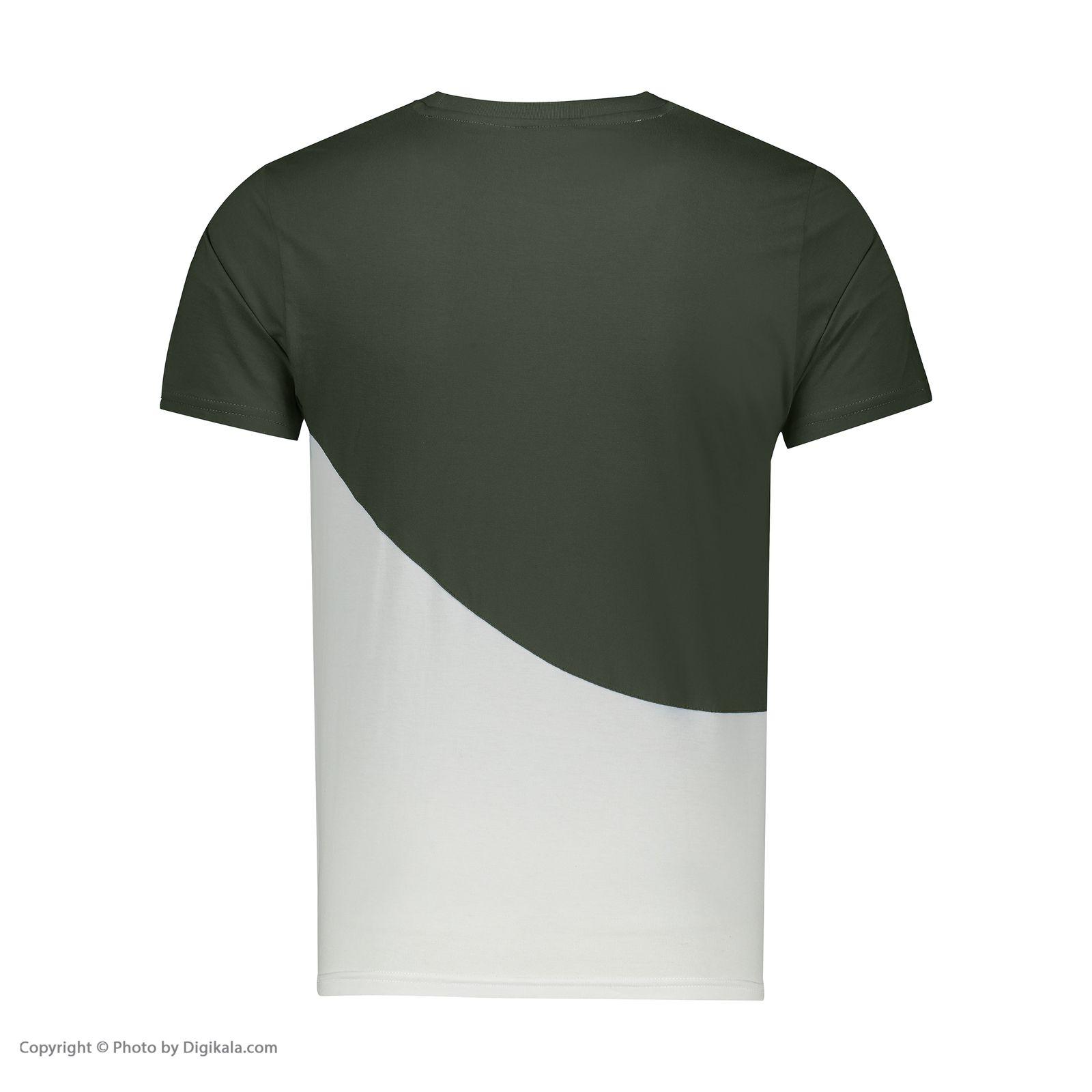 تی شرت ورزشی مردانه بی فور ران مدل 210314-4301 -  - 6