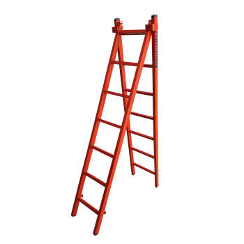 نردبان 14 پله مهرنگار مدل TAK