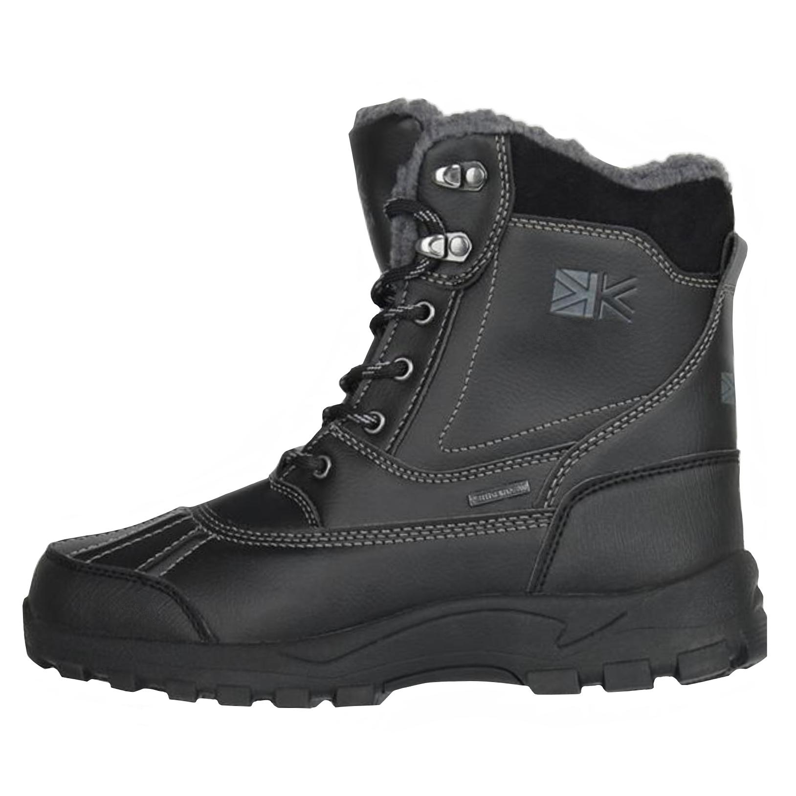کفش کوهنوردی زنانه کریمور مدل K815-BLK
