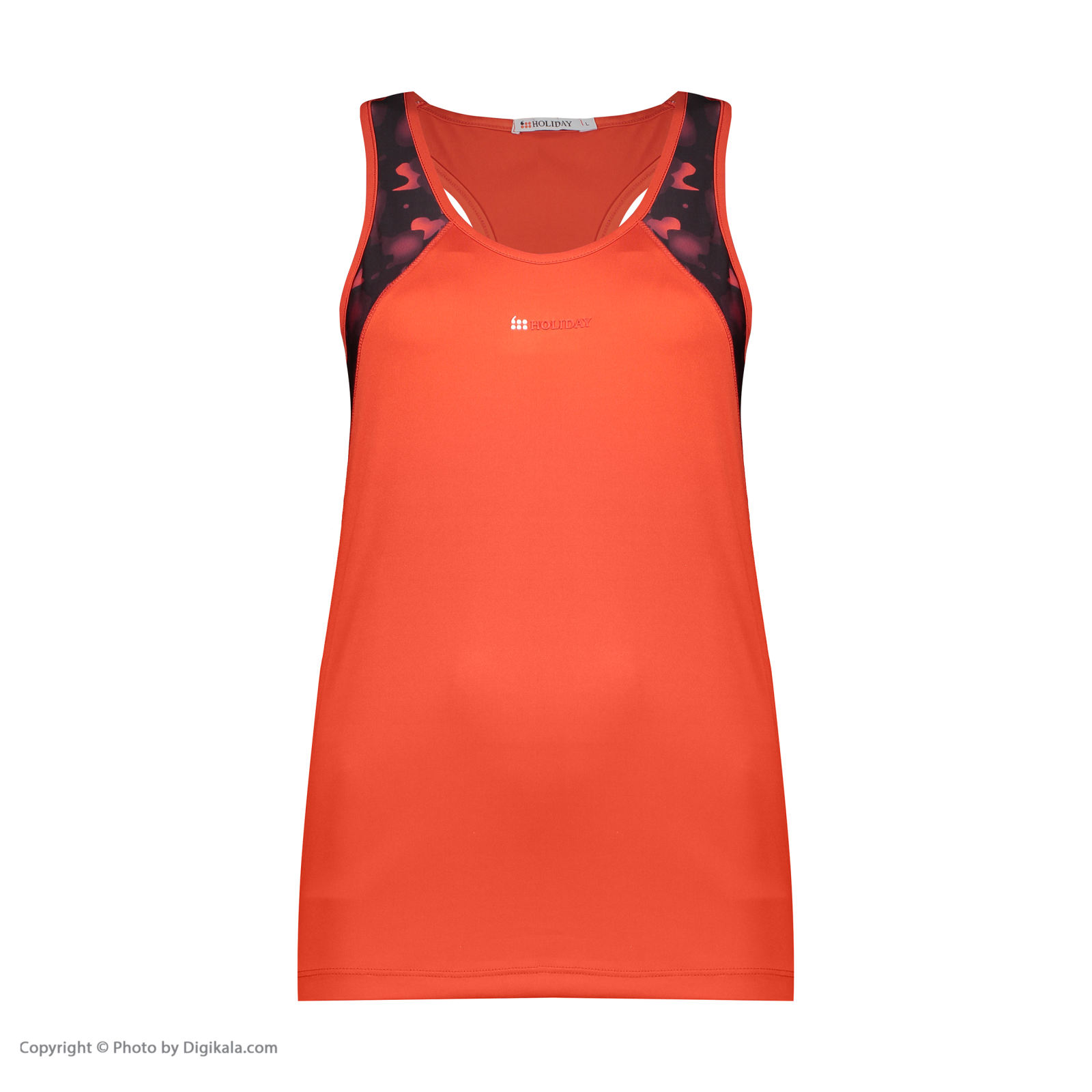 تاپ ورزشی زنانه هالیدی مدل 854902-red main 1 1