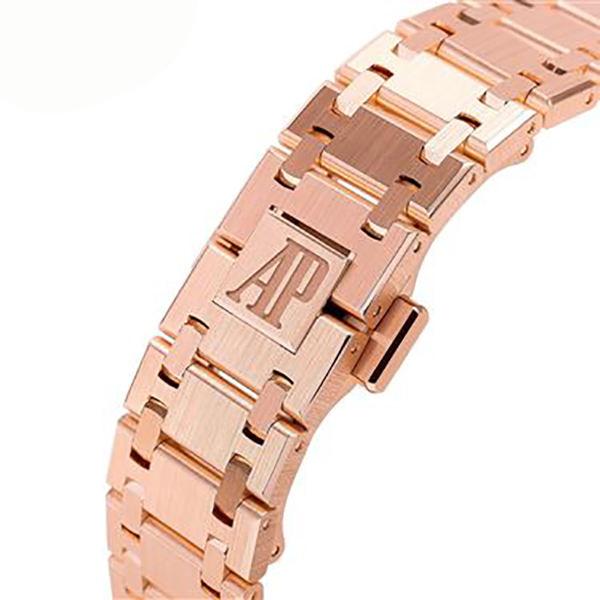 ساعت مچی عقربهای مردانه مدل Royal OAK کد HC                     غیر اصل
