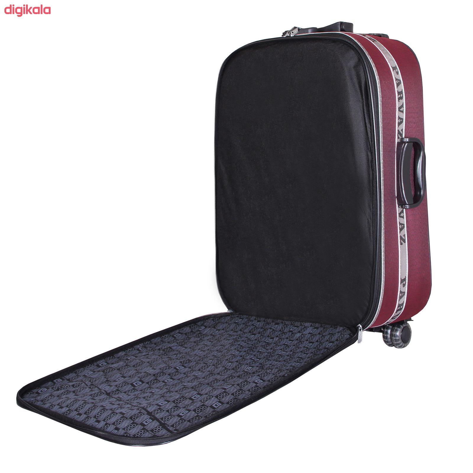 مجموعه دو عددی چمدان پرواز مدل M01000 main 1 7