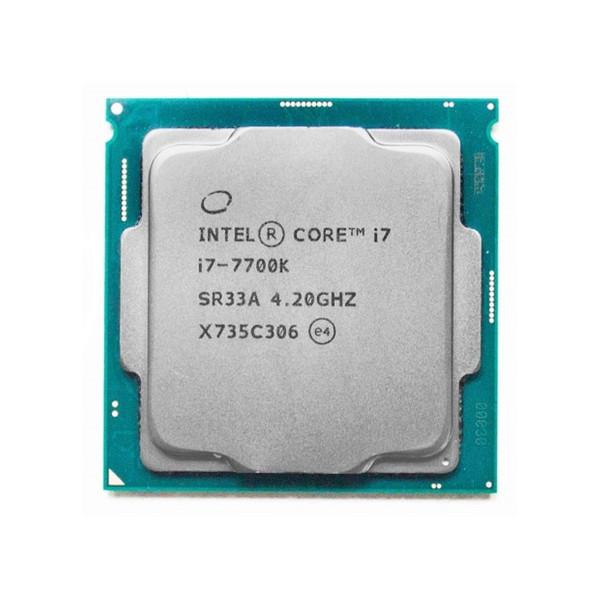 پردازنده مرکزی اینتل سری Kaby Lake مدل i7-7700K تری