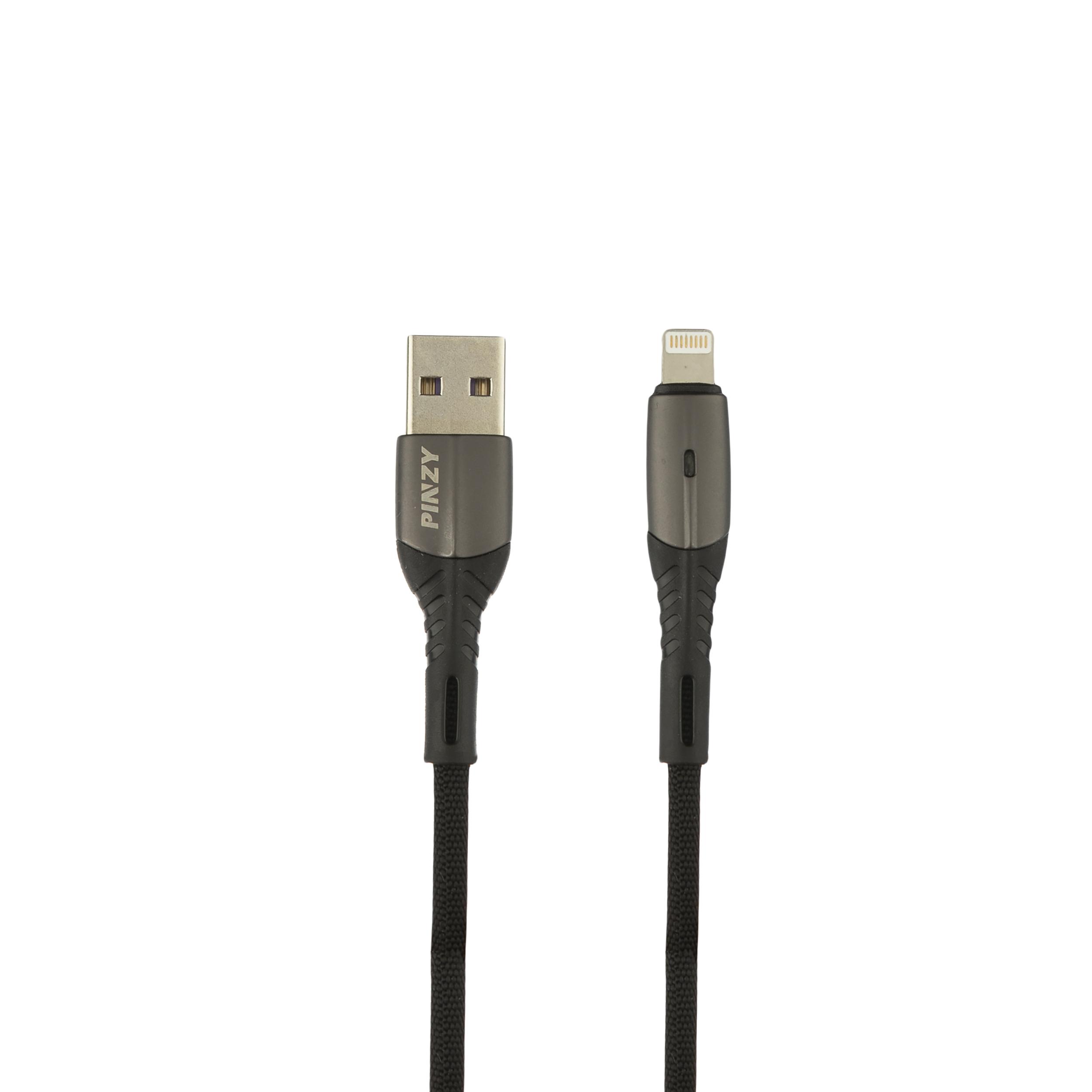 کابل تبدیل USB به لایتنینگ پینزی مدل L11 طول 1 متر