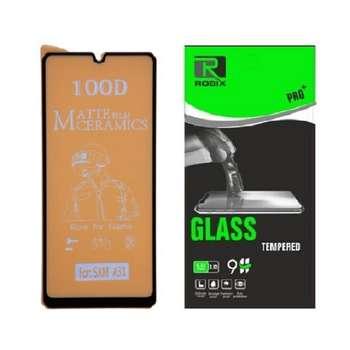 محافظ صفحه نمایش مات روبیکس مدل CRA31مناسب برای گوشی موبایل سامسونگ Galaxy A31