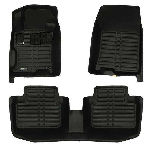 کفپوش سه بعدی خودرو تری دی مکس اچ اف کی کد 01 مناسب برای هوندا آکورد
