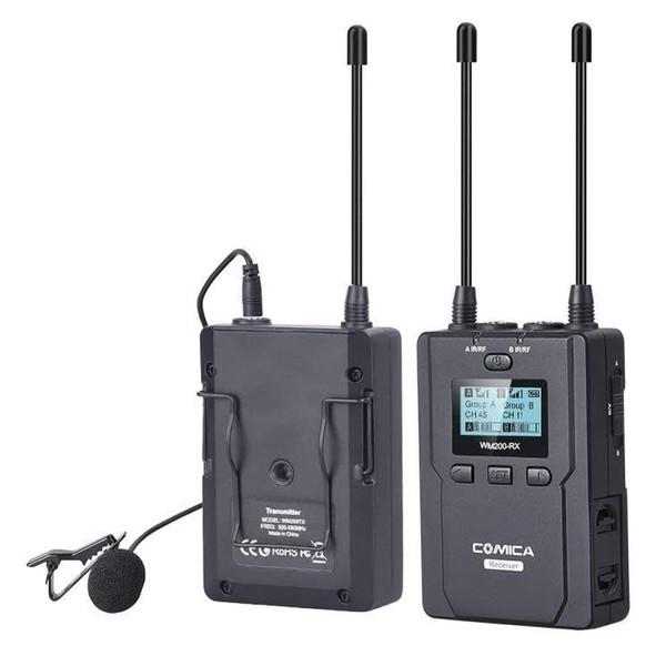 میکروفون بی سیم کامیکا مدل CVM-WM200C