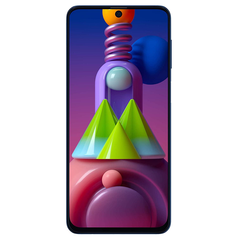 گوشی موبایل سامسونگ مدل Galaxy M51 SM-M515F/DSN  دو سیم کارت ظرفیت ۱۲۸گیگابایت