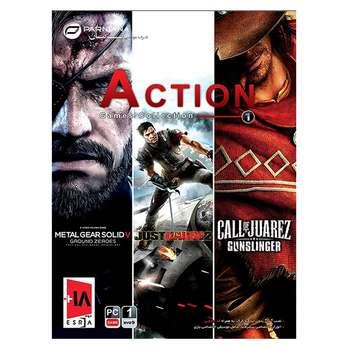 مجموعه بازی Action 1 مخصوص PC