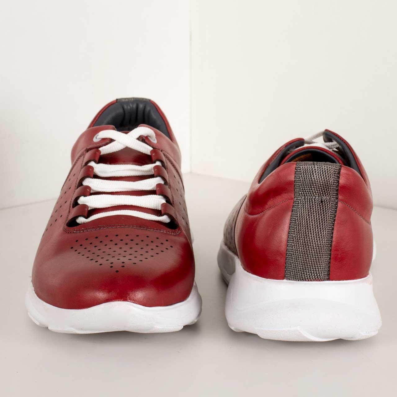 کفش روزمره مردانه پارینه چرم مدل SHO176-2 -  - 8