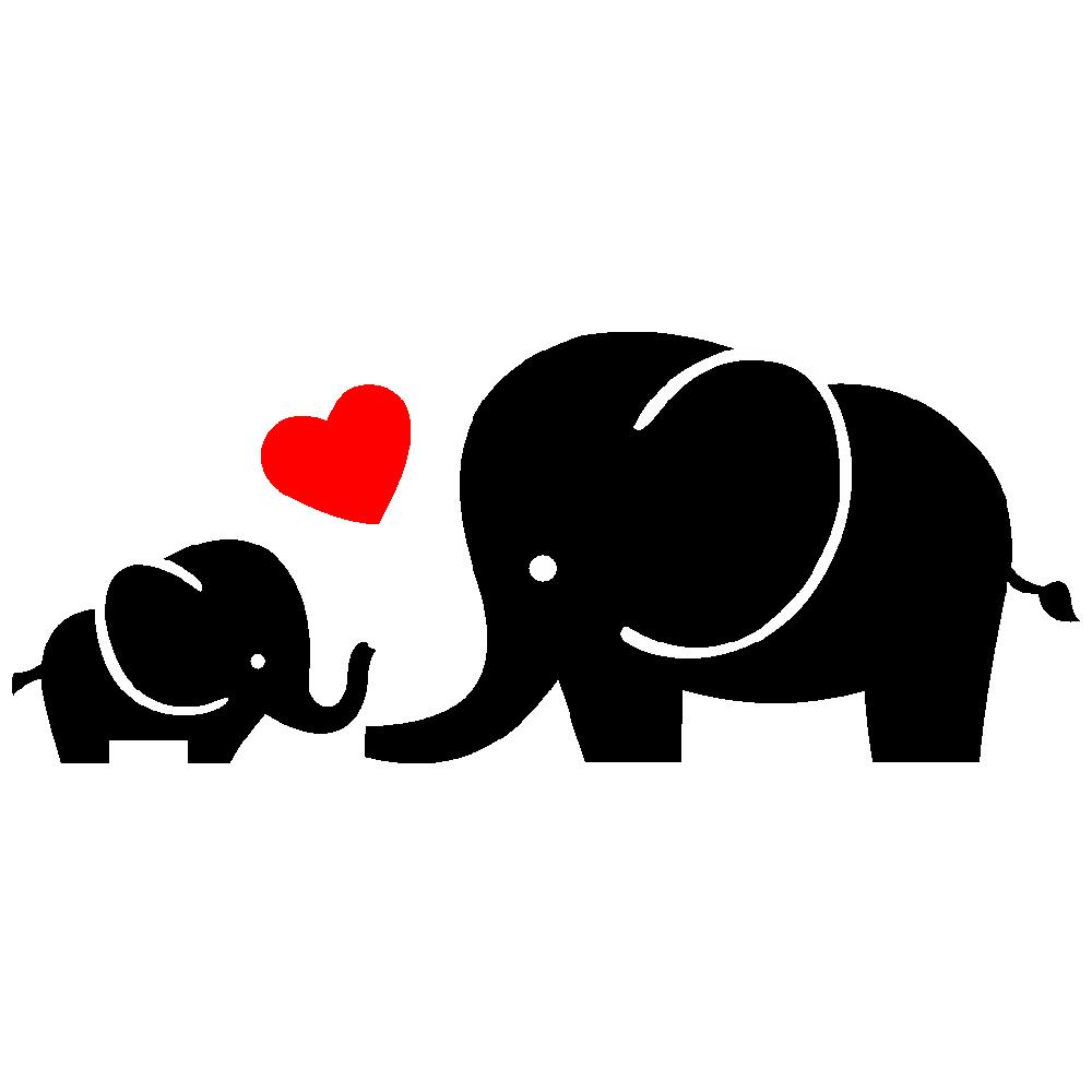 استیکر فراگراف   کلید و پریز FG طرح فیل کد 058