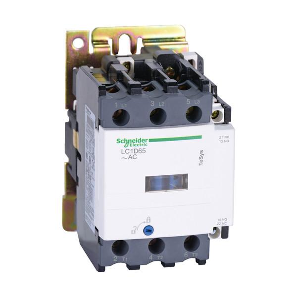 کنتاکتور 65 آمپر اشنایدر الکتریک مدل LC1D65M7