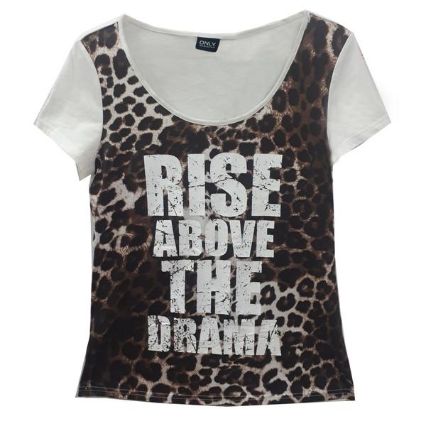 تی شرت زنانه اونلی کد 5601