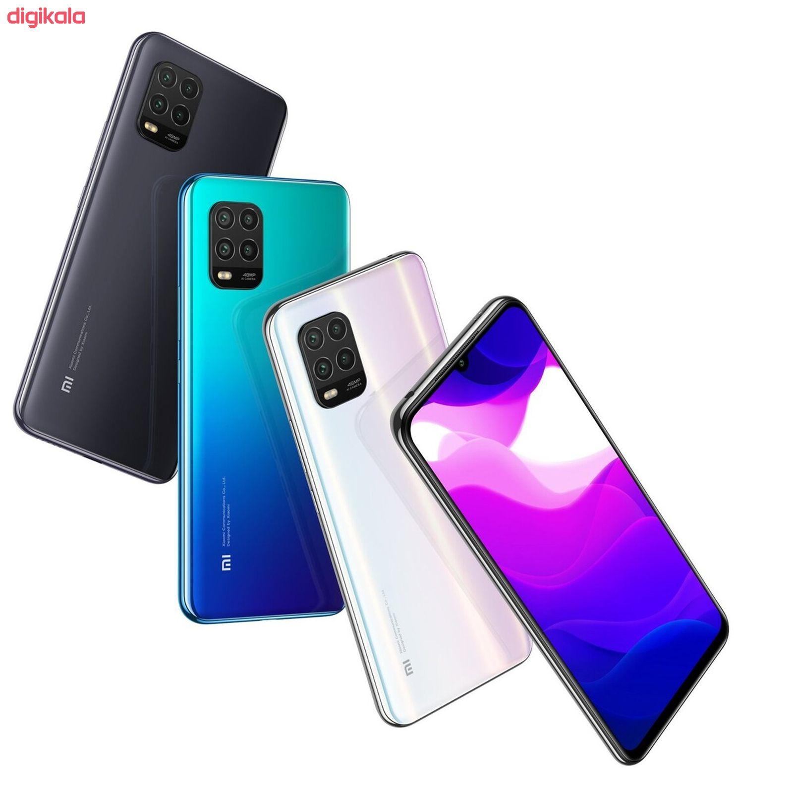 گوشی موبایل شیائومی مدل Mi 10 Lite 5G M2002J9G دو سیم کارت ظرفیت 128 گیگابایت  main 1 11